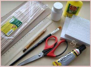 bird house tutorial ~ Crazzy Craft