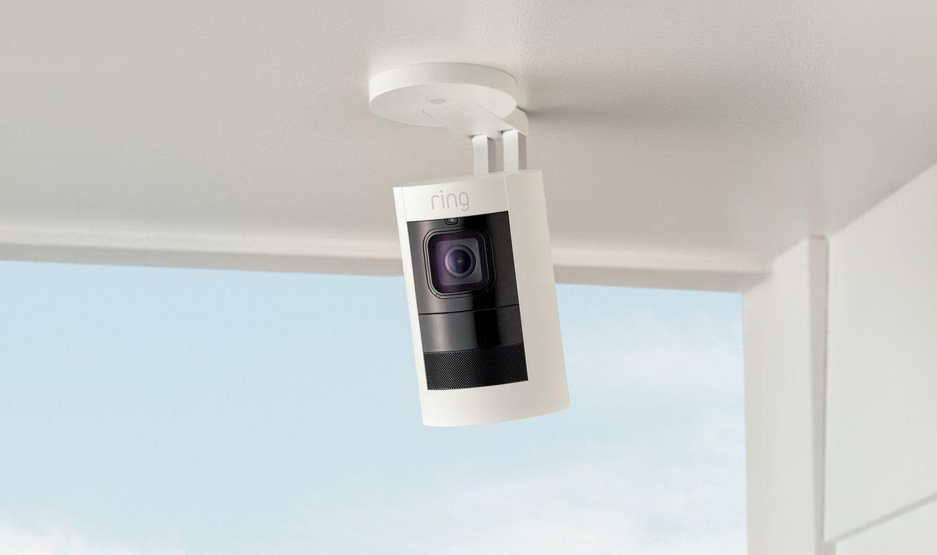 White 8SB1S7-WEN0 NEW Ring Spotlight Cam Wire-free