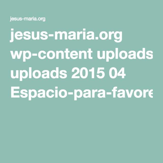 Jesus maria wp content uploads 2015 04 espacio para favorecer el espacio fandeluxe Images