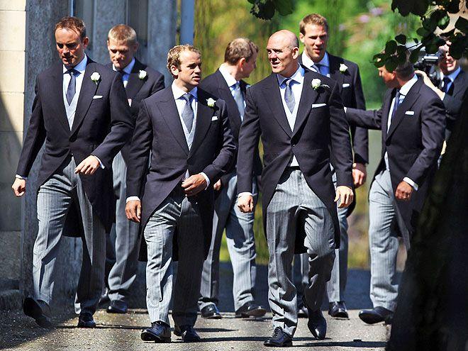 Zara Phillips\'s Royal Wedding   Morning suits, Wedding groom and ...