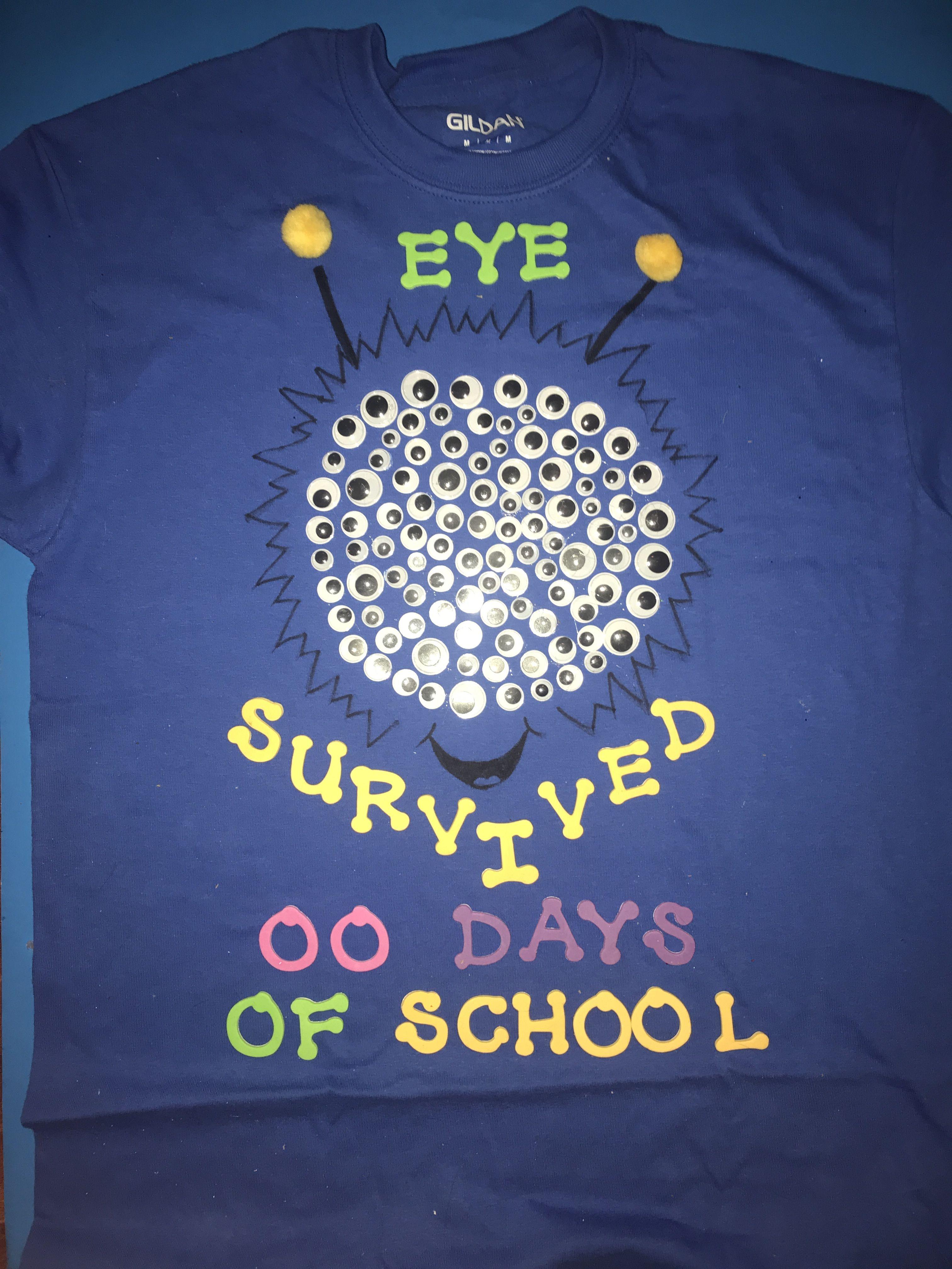 Googly Eyed Monster 100 Eyes