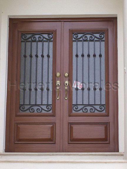 Pin de alberto fuentes en animales pinterest puertas herreria puertas y puertas principales - Puertas herreria ...