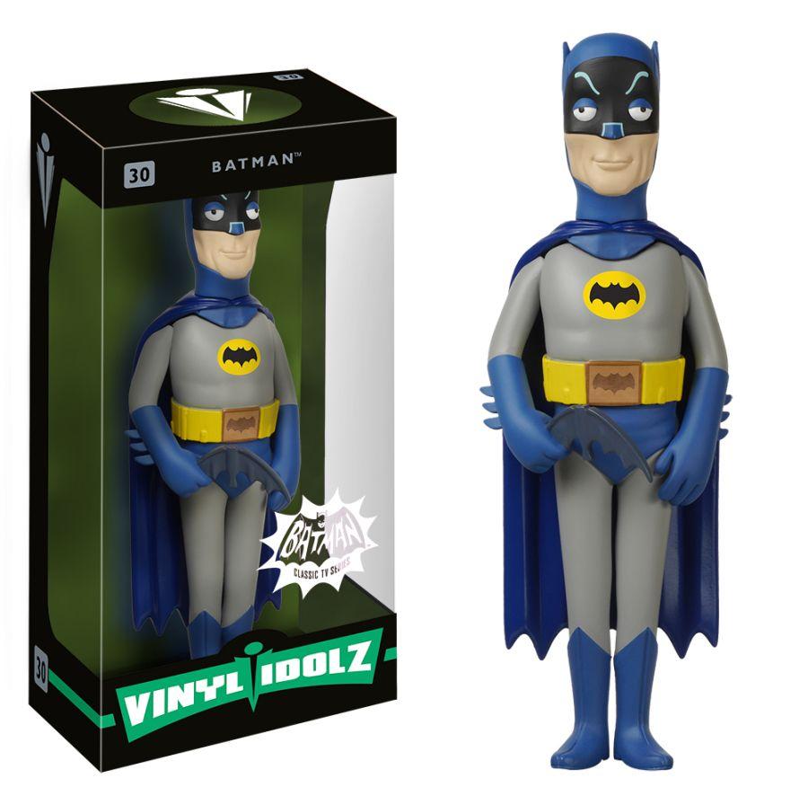 Vinyl Idolz: Batman 1966 - Batman.
