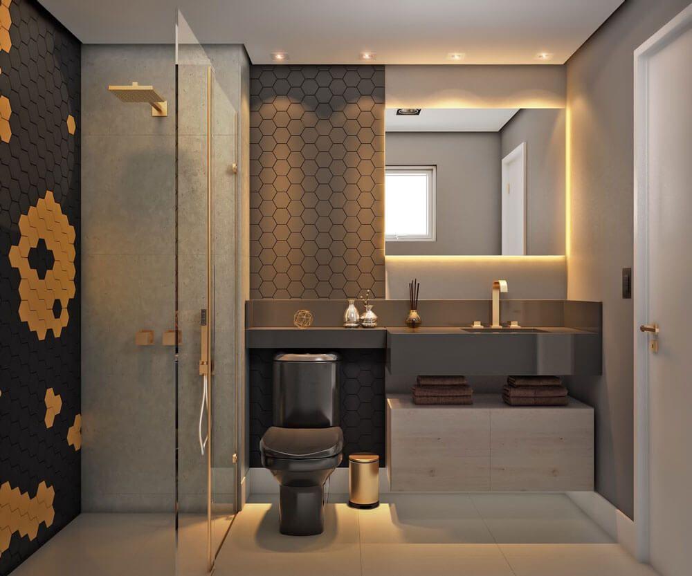 Modern Banyo Dekorasyonları Nasıl Yapılır? | Dekordiyon Banyo