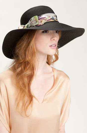 Ted Baker London  Large Bow  Floppy Hat  36cde4bc748