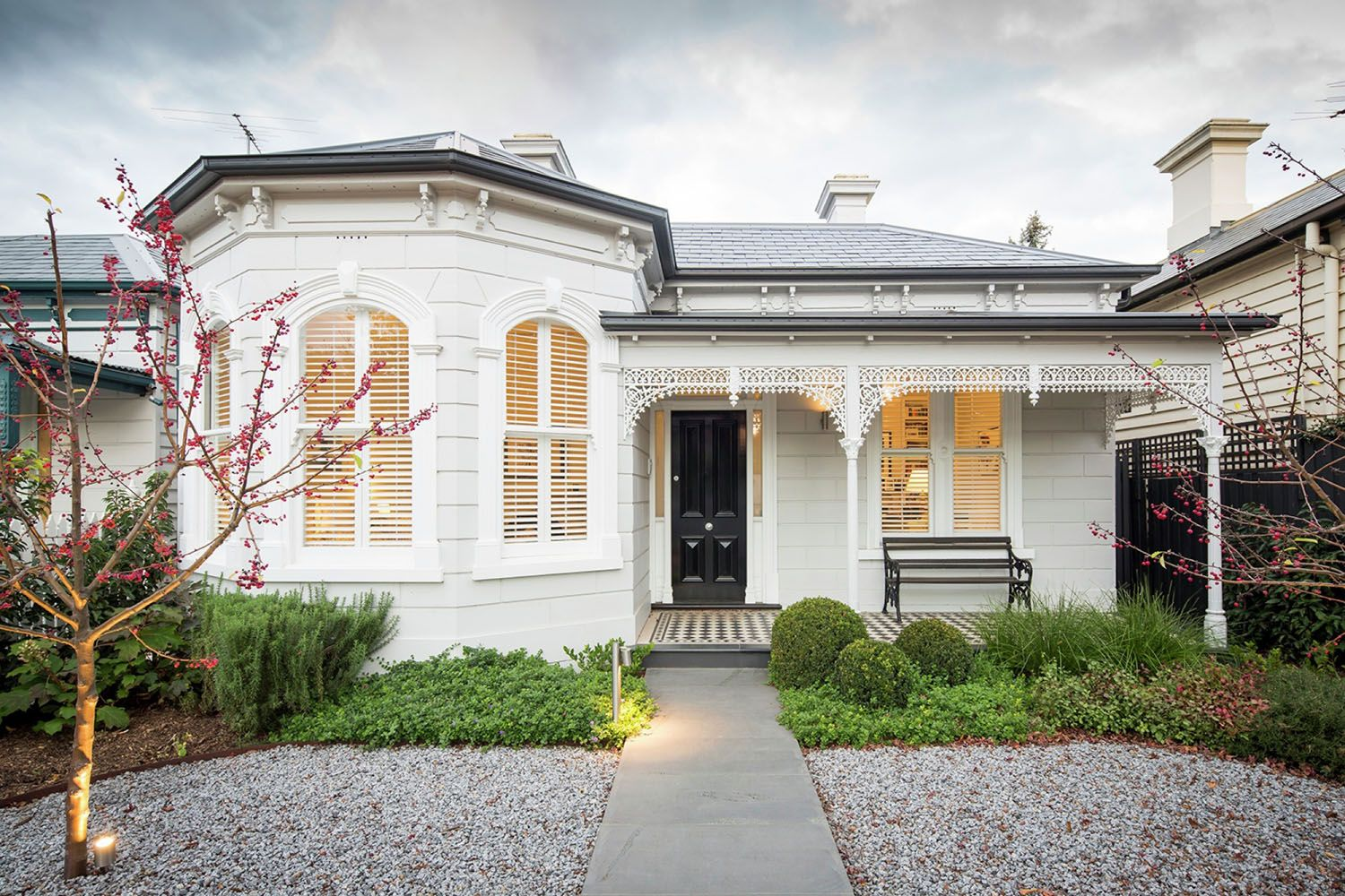 Elegant victorian heritage home melbourne australia for Architects melbourne