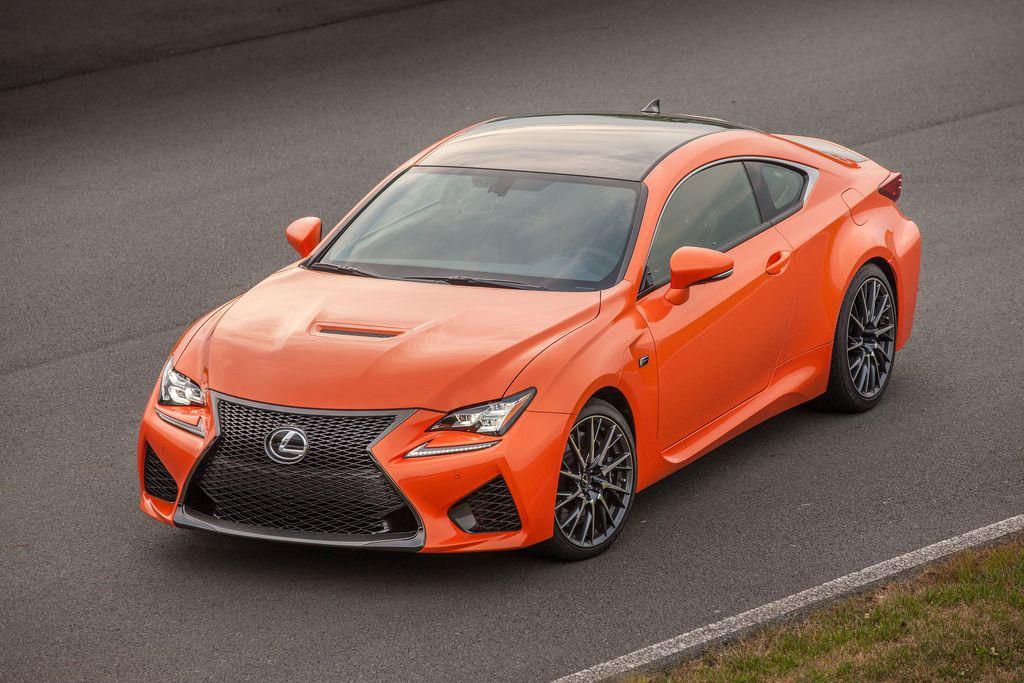 2015 Lexus RC F Lexus sports car, Lexus, New lexus