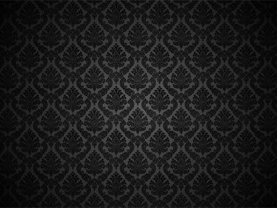Black Damask Wallpaper Is My Favorite Color