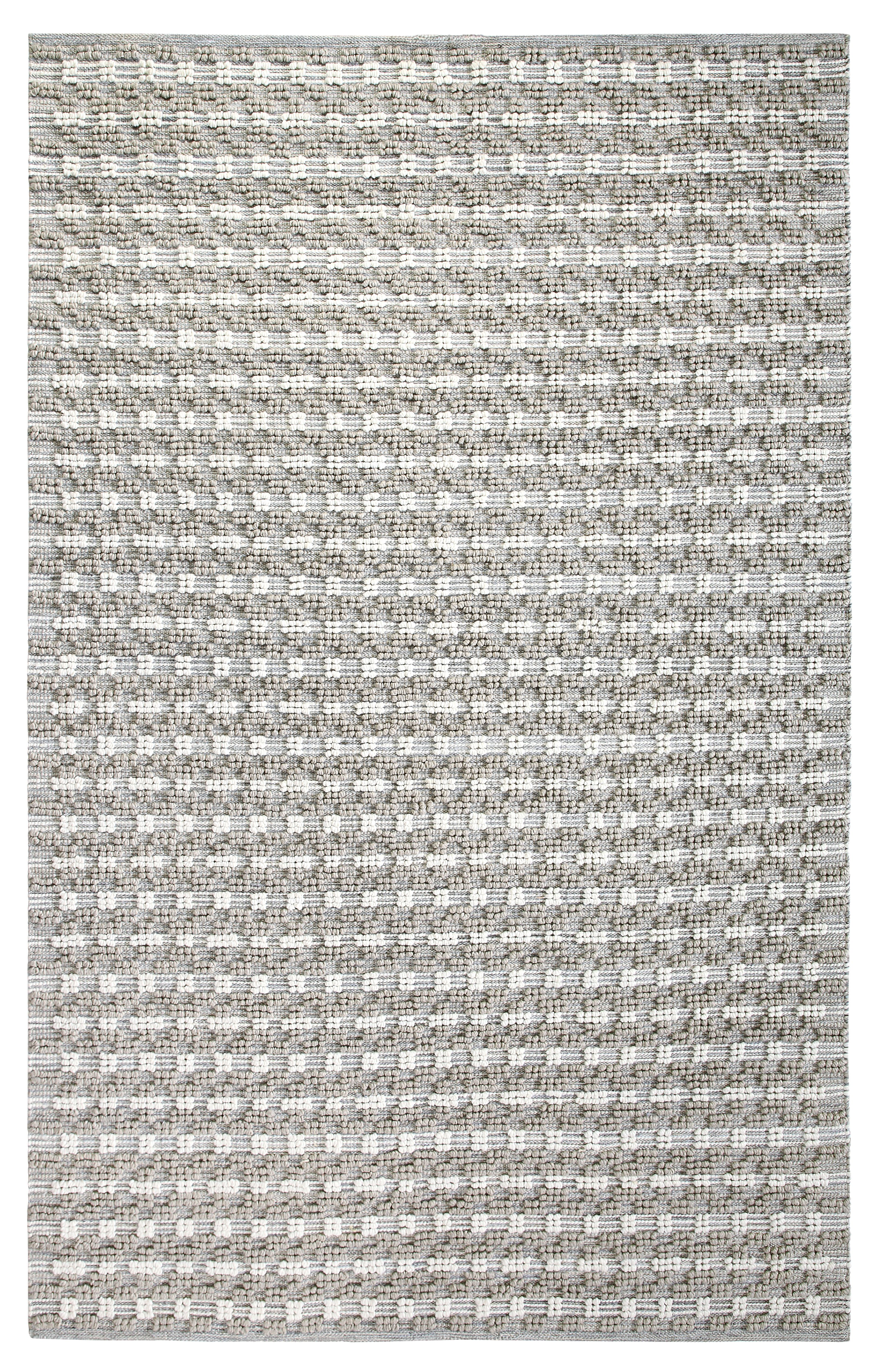 Just Like Walking On A Beach This Hand Woven Indoor Outdoor Rug