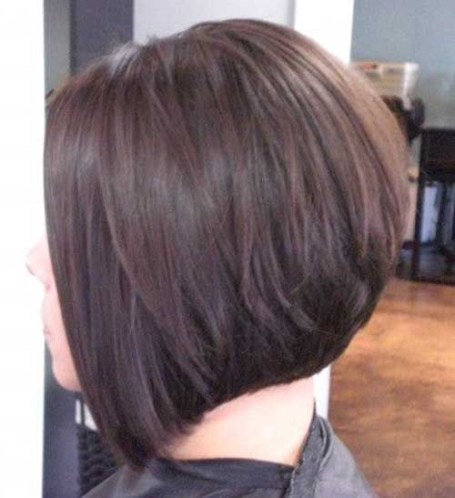 11 Best Back View Of Bob Haircuts | Layered bob haircuts, Haircuts ...