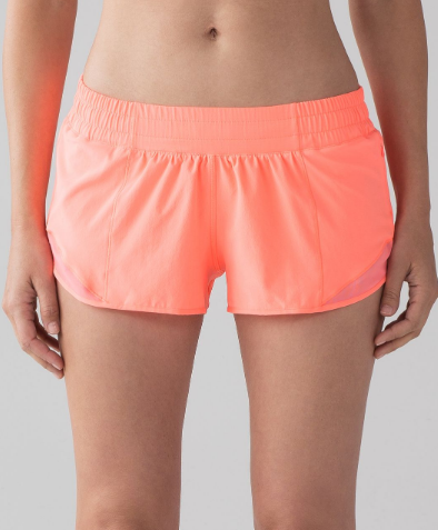 b7e9915dc Lululemon- Hotty Hot Orange pop