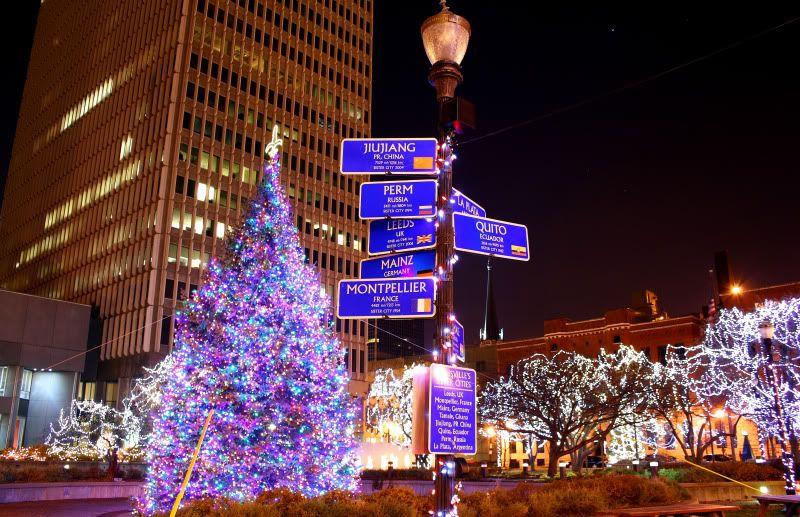 Louisville KY Christmas Lights | Thread: Christmas Lights In Downtown  Louisville, Ky.