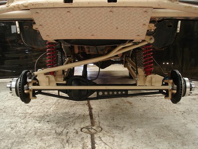 Offroad Design Gm Gmc Chevy 4x4 Crossover Steering Dana 44 10