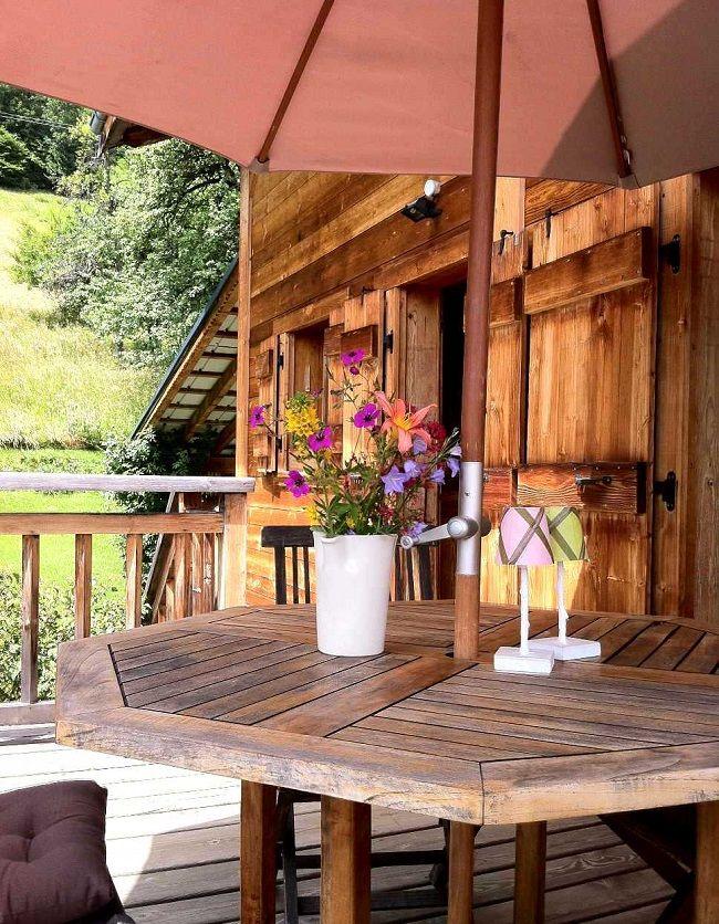 Ce chalet à louer en Haute-Savoie promet un magnifique dépaysement !
