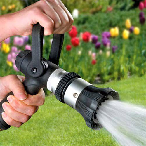 Fireman's Hose Nozzle - Ultimate Hose Sprayer