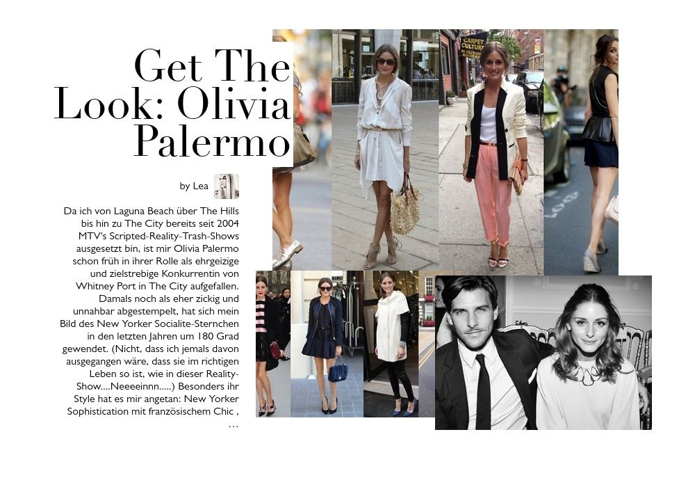 Get the Look: Olivia Palermo