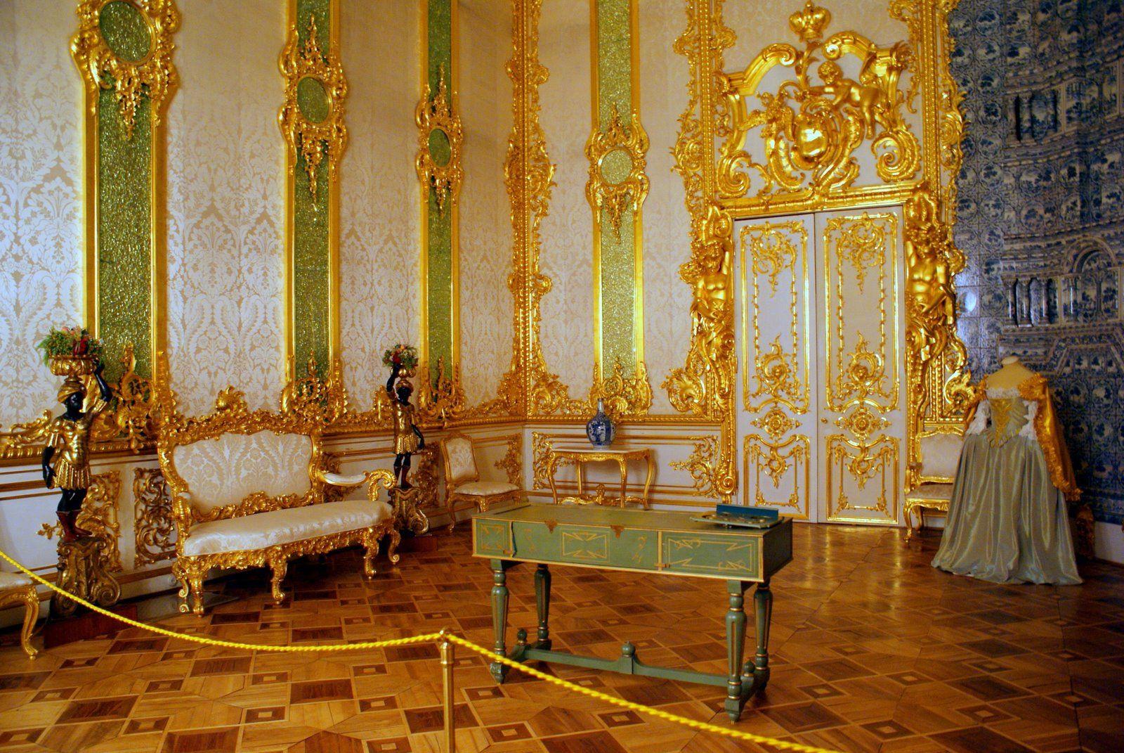 комнаты в екатерининском дворце картинки вот пройдя