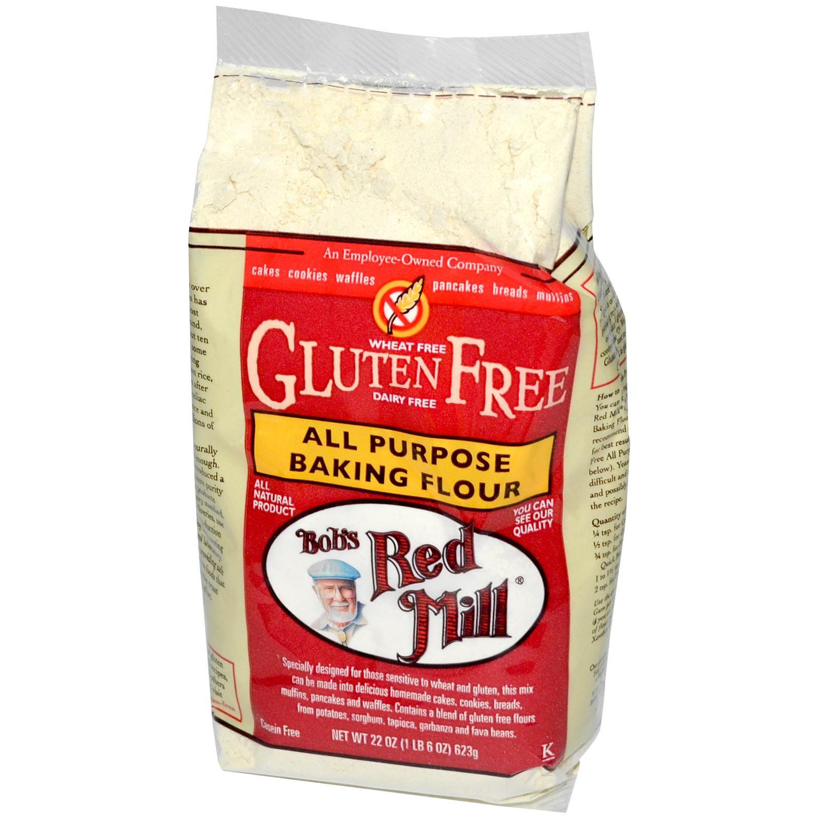 Bob's Red Mill, Gluten Free All Purpose Baking Flour, 22
