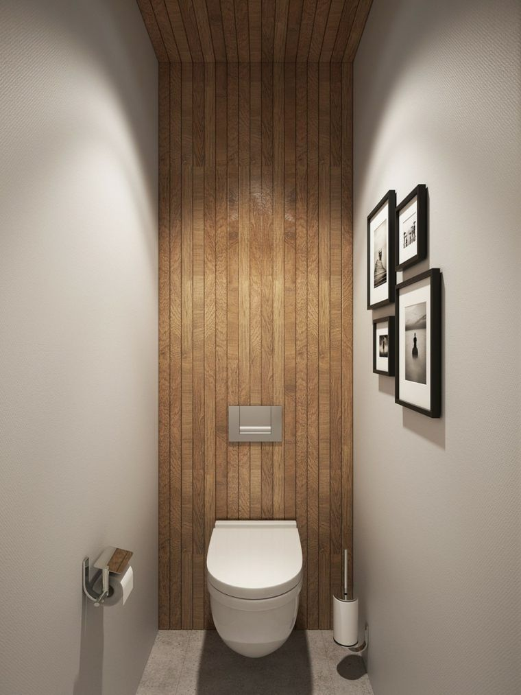 Interieur Appartement Moderne D Inspiration Scandinave A Moscou Wc