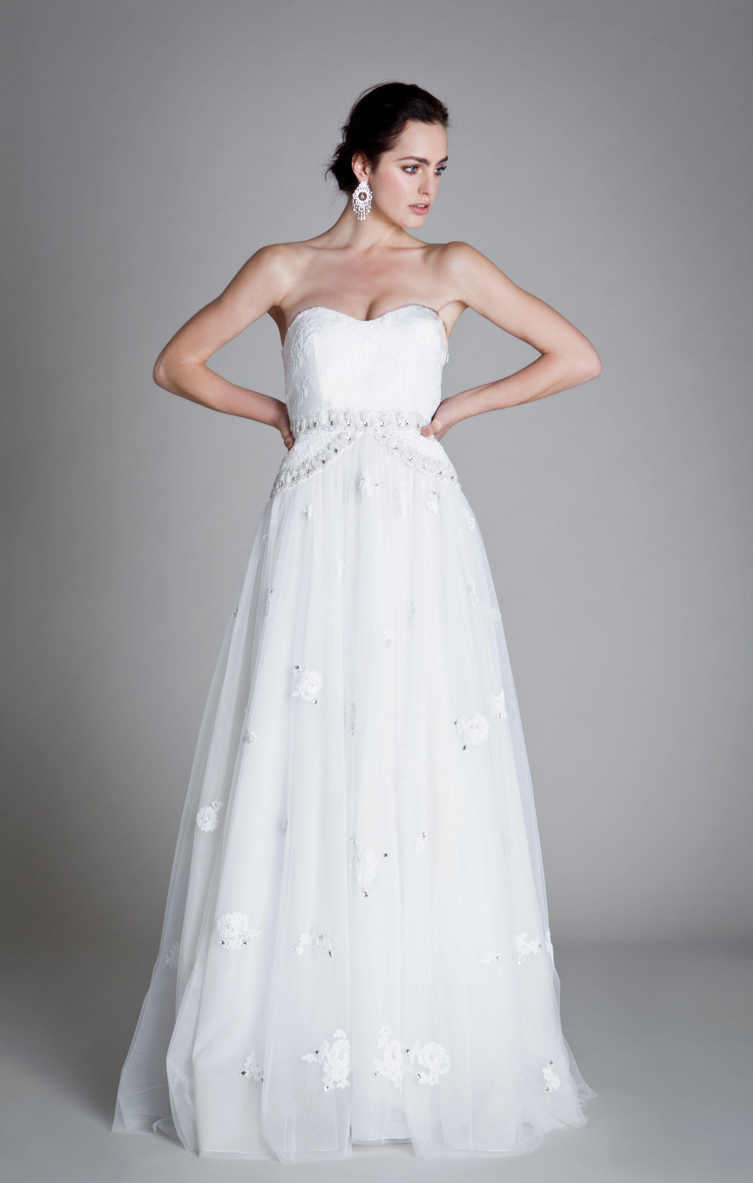 Temperley Bridal, Beatrice Collection, Vida Dress
