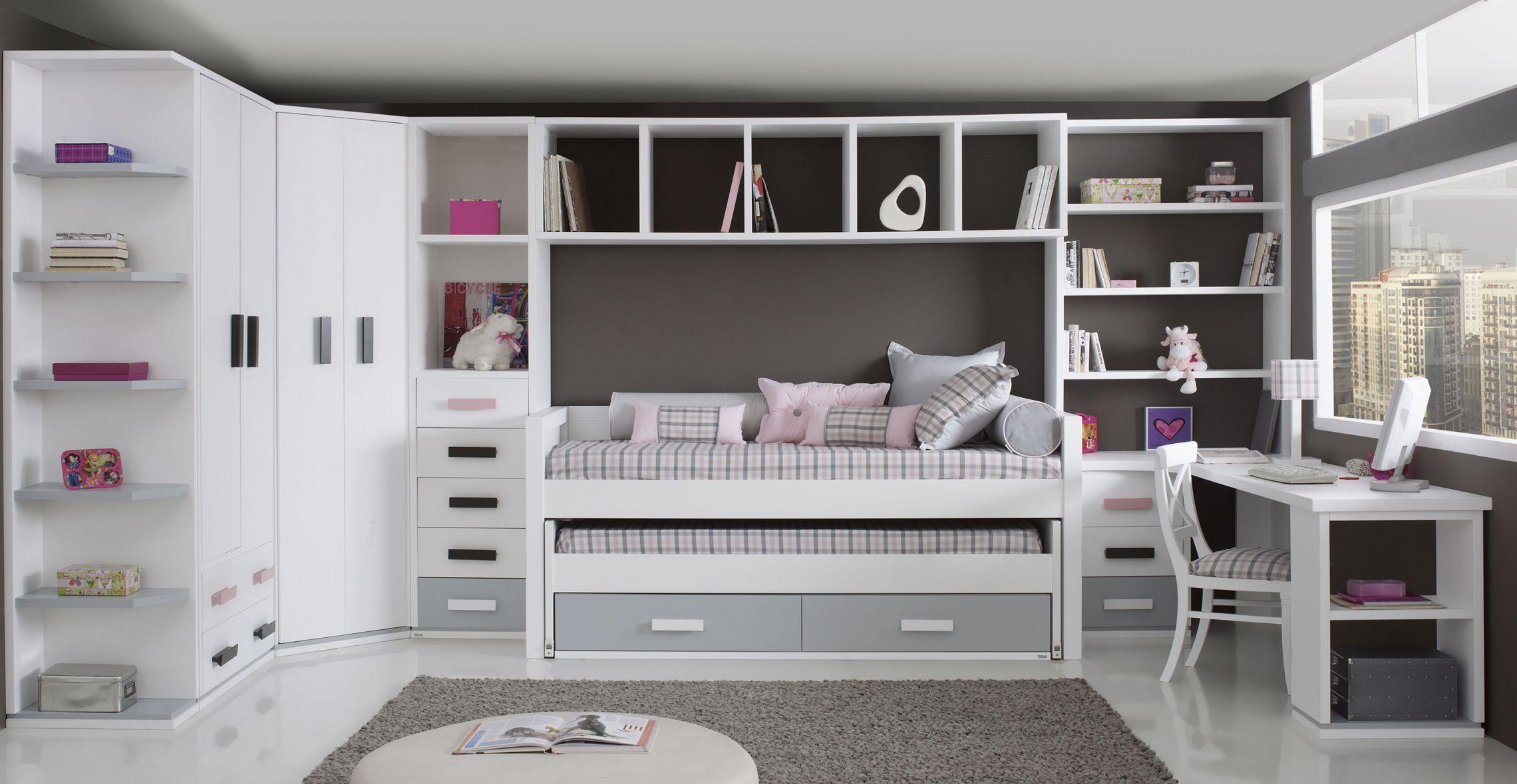 dormitorios juveniles - Tienda de muebles de Badajoz y Extremadura ...