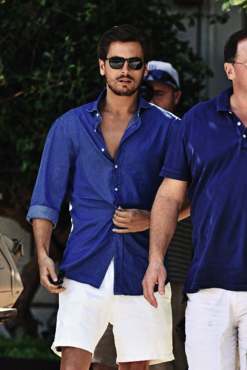 TeamLordDisick - like the white shorts/blue shirt | Men's Fashion ...