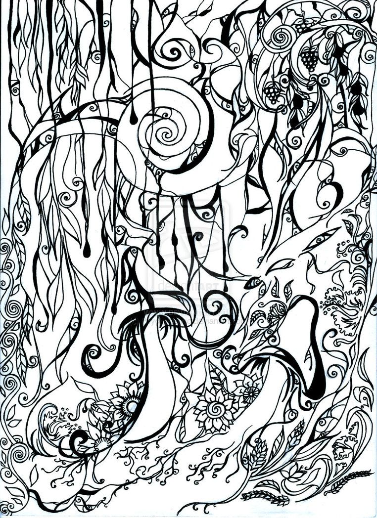psychedelic sun coloring pages - Pesquisa do Google | Coloring for ...