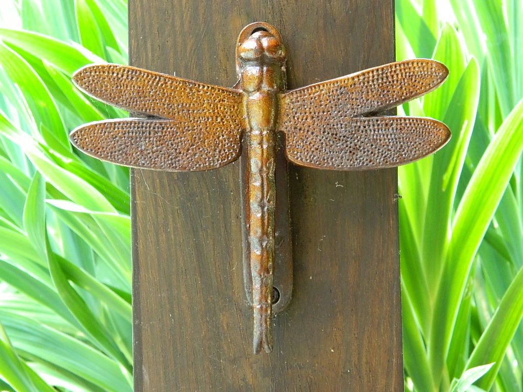 Dragonfly Doorknocker