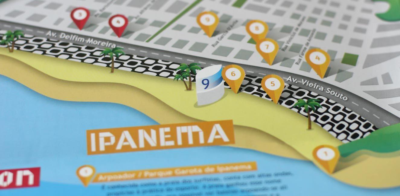 Agência Motiva - Design Estratégico  www.agenciamotiva.com.br #roteiroculturalcarioca #motiva #branding #logo #ilustração