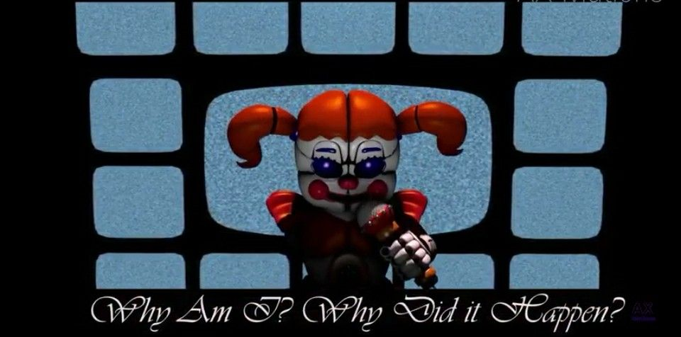 Pin By Josefina On Creepycreep Fnaf Baby Fnaf Sister Location Fnaf