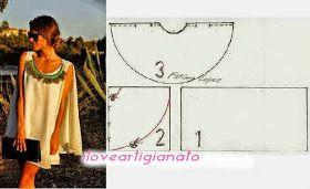 Photo of I Love Artigianato: Cartamodelli gratis