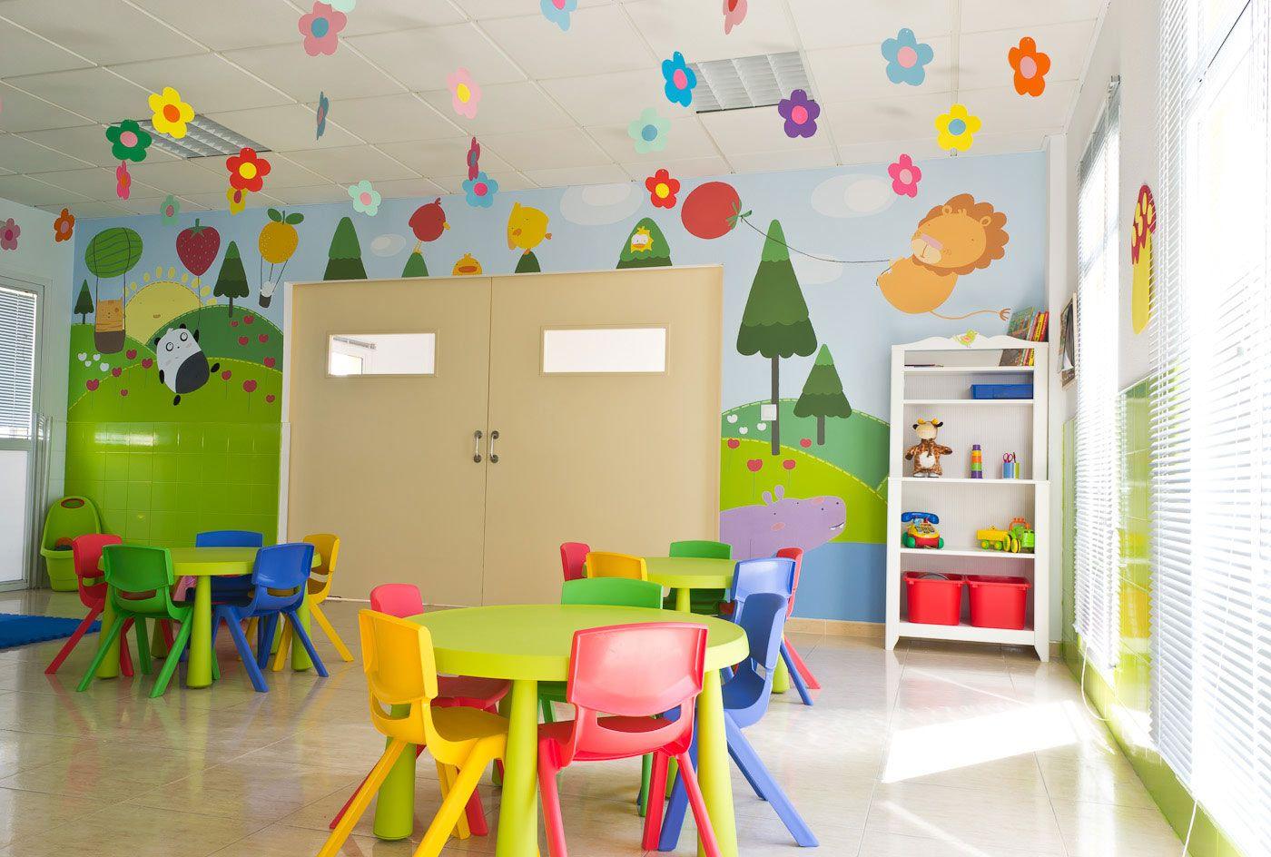 Muralestudio murales infantiles murales para colegios - Murales infantiles ...