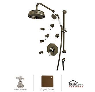 I Wish Rohl U Kit36x Perrin And Rowe Shower System With