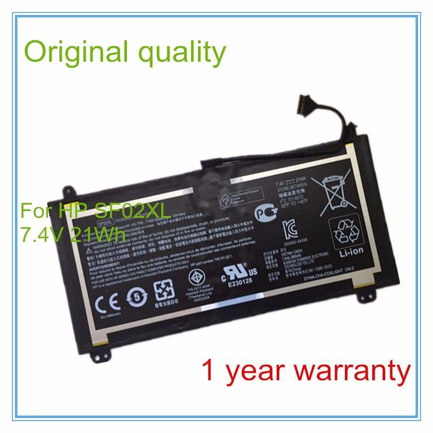 7.2 V 21WH nueva batería original del ordenador portátil