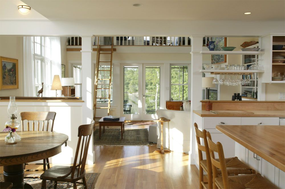 House gallery knight associates architects cabin pinterest and white wood also rh