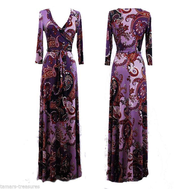 46++ Boho paisley maxi dress ideas