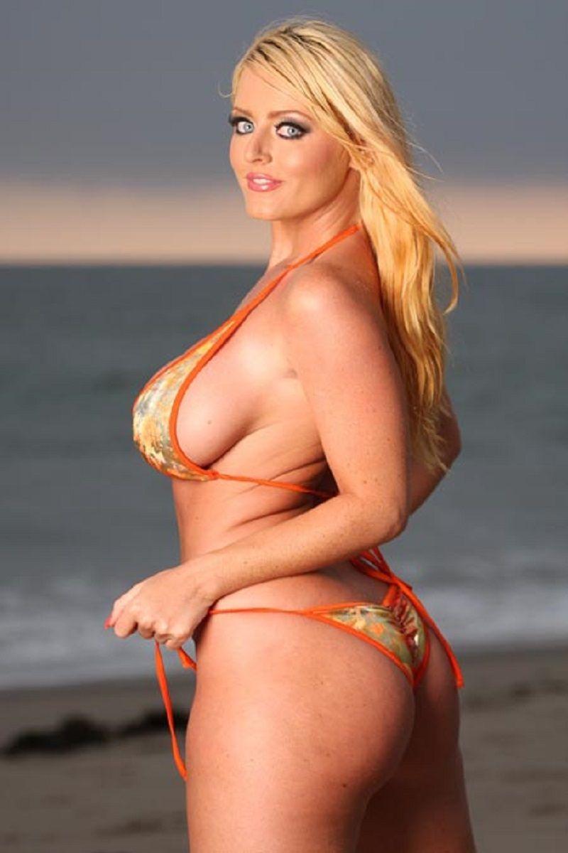 sophie dee big booty & big boobs blonde | bikini army | pinterest