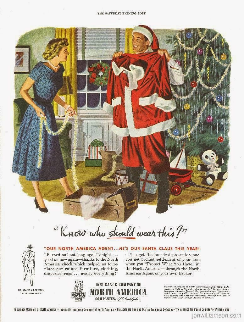 Liebenswert Bad Vintage Das Beste Von Everyday: 20 Christmas Ads