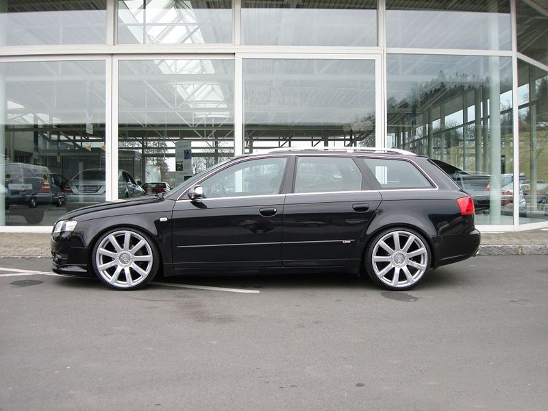 B7 A4 Avant On 20s Estates A4 Avant Audi Wagon Audi A4 B7