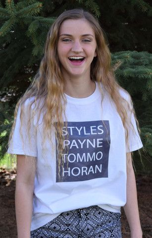 Styles, Horan, Payne, and Tommo T-shirt