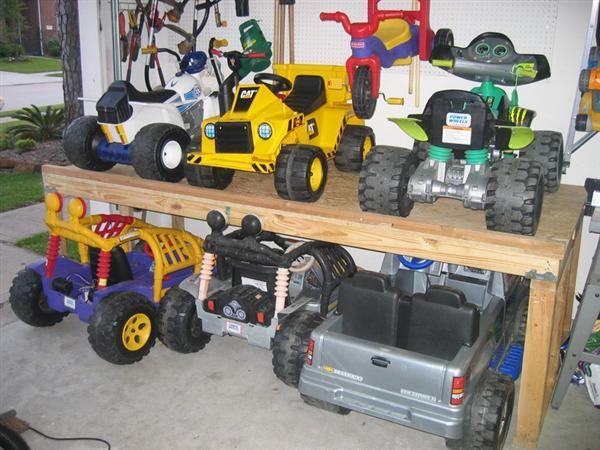 Garage Storage For Wheels Google Search