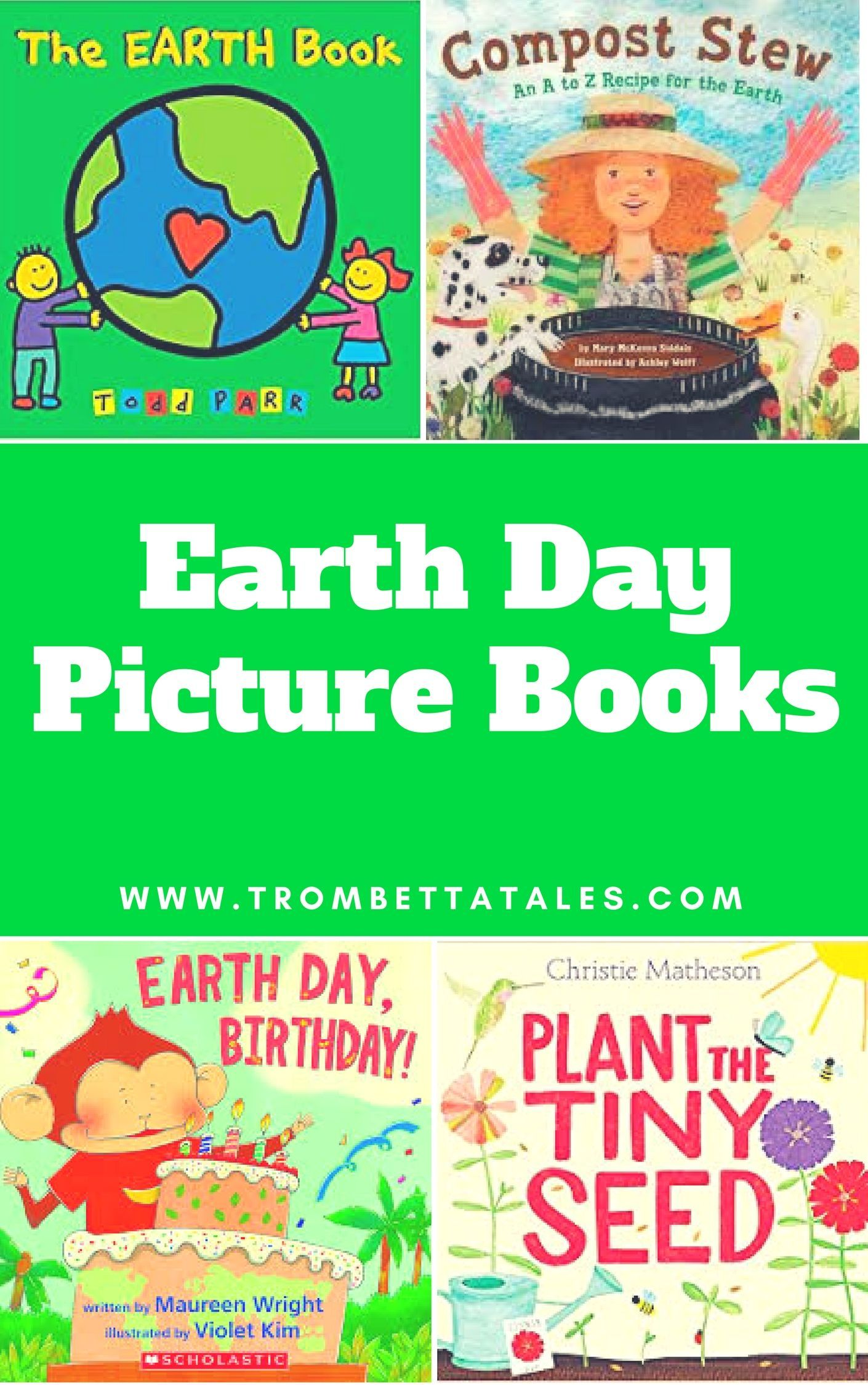 Fantastic Earth Day Books With Images Toddler Books Best