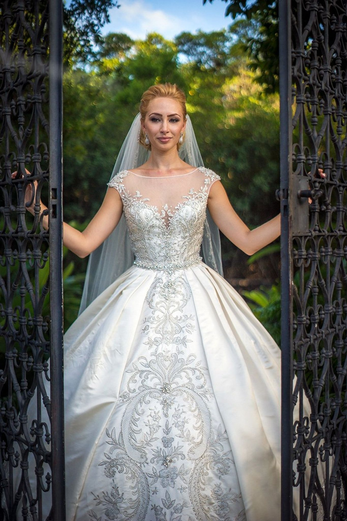 Wedding dress for older bride  Pin by Annora on Popular Wedding Dress  Pinterest  Wedding dress