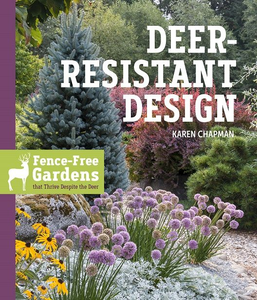Deer-Resistant Design Book Features My Garden, Other