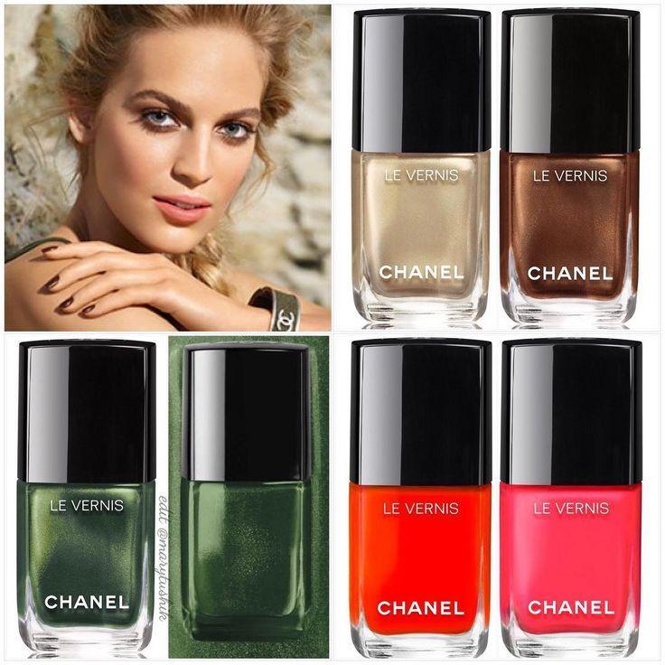 "Le Vernis Turban"" nail polish from Chanel - Пошук Google | make up ..."
