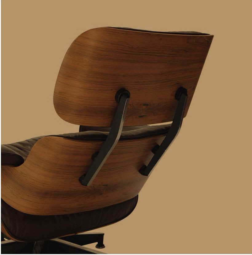 """""""the details are not the details, they make the product..."""" Charles Eames. #Eames Lounge Chair by @hermanmiller"""
