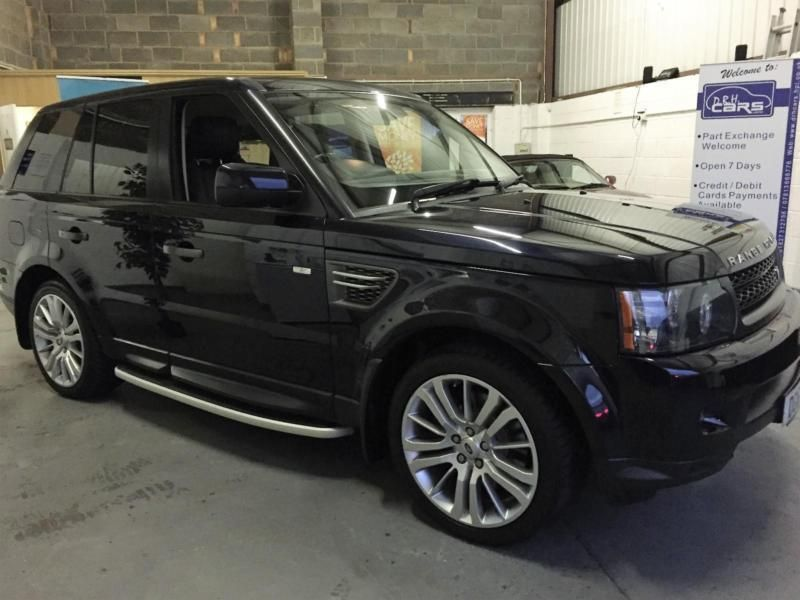 2011 61 LandRover Range Rover Sport HSE Lux,Face Lift in