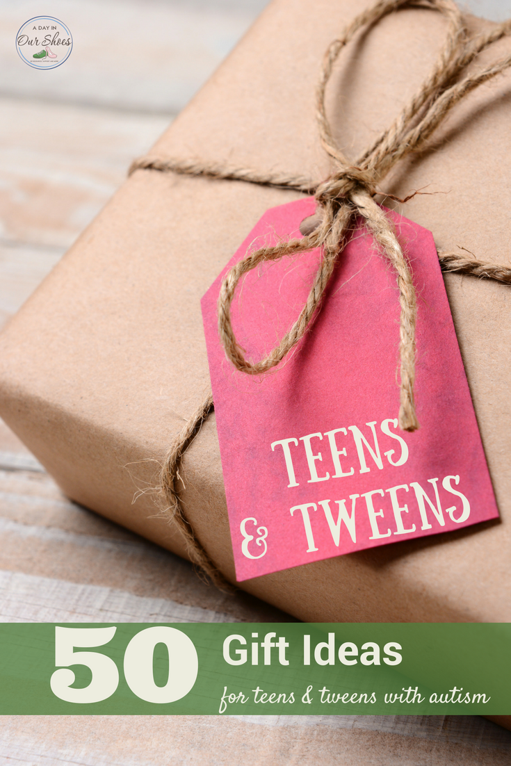 Christmas gifts for teens with autism