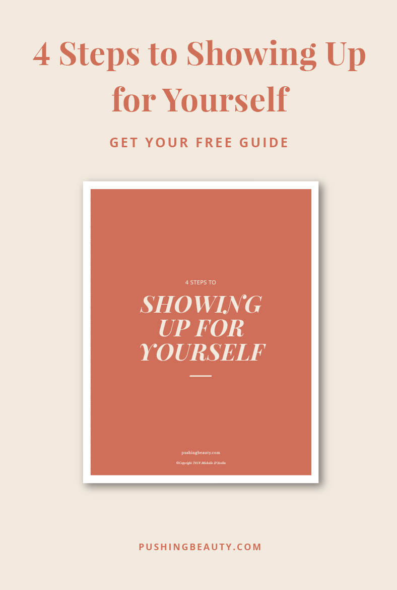 What 'Showing Up For Yourself' Means & How To Do It   Soul
