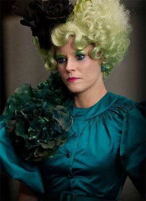 TheHungerGamesMov... has updated Effie's profile picture.